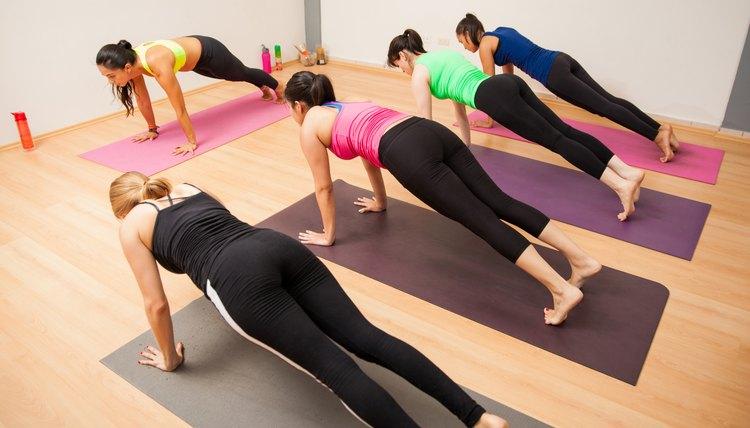 Plank Exercises & Arm Pain