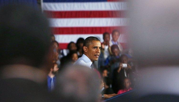Democrat Barack Obama won over 90 percent of the black vote in 2008 and 2012.