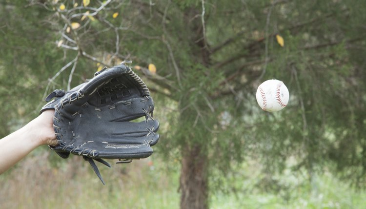 The Average Speed of a Baseball