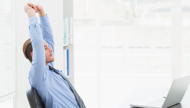 Stretches and Exercises for Computer Users