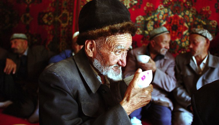 Islamic merchants from the Silk Road are likely ancestors of Chinese Muslims.