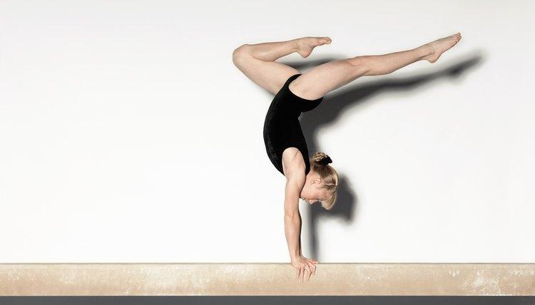 Gymnast Shoulder Exercises