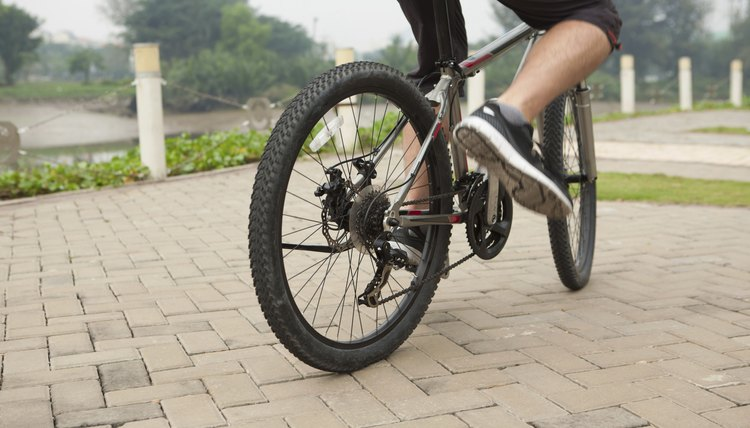 Bicycling & Heel Pain