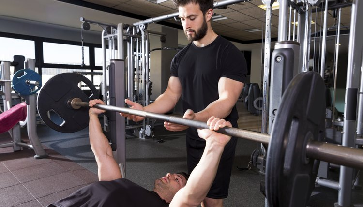 What Body Parts Should I Work Together in the Gym?