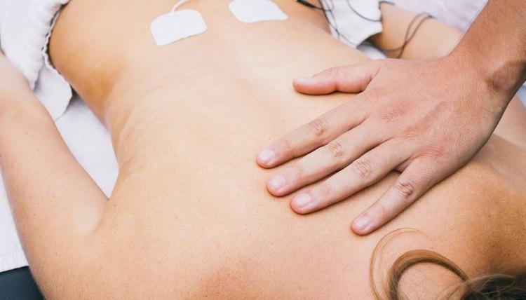 Muscle Stimulator Workout & Pad Placement