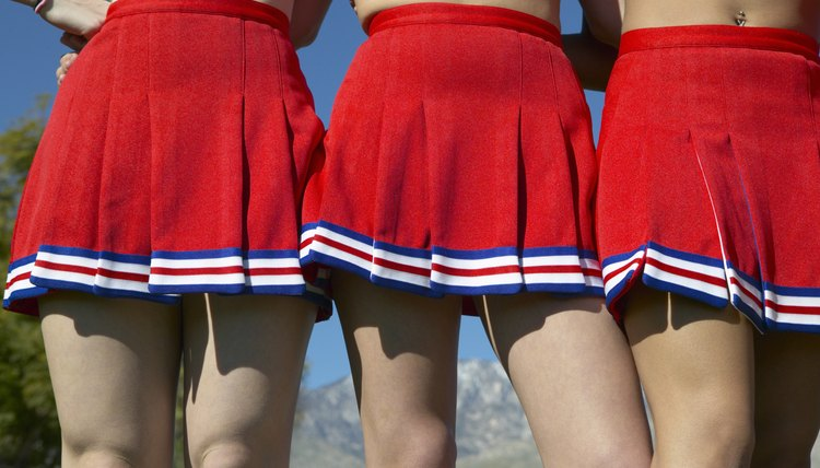 A College Cheerleading Workout Plan