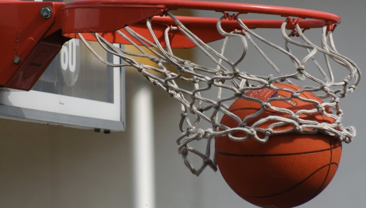 What Part of the Rim to Aim at in Basketball