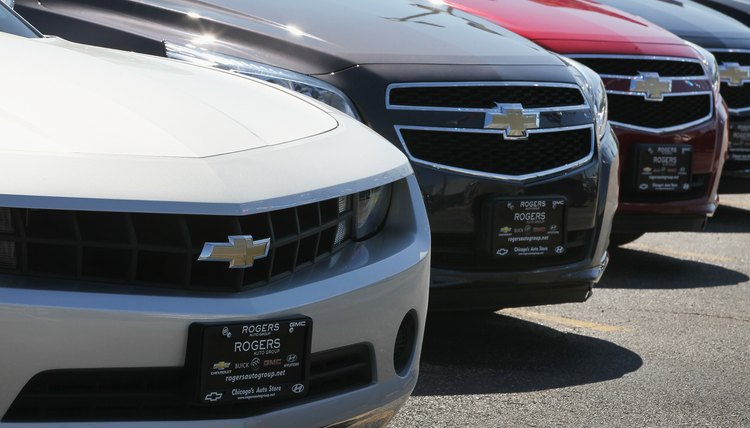 GM Issues Recalls For Six New Vehicle Recalls