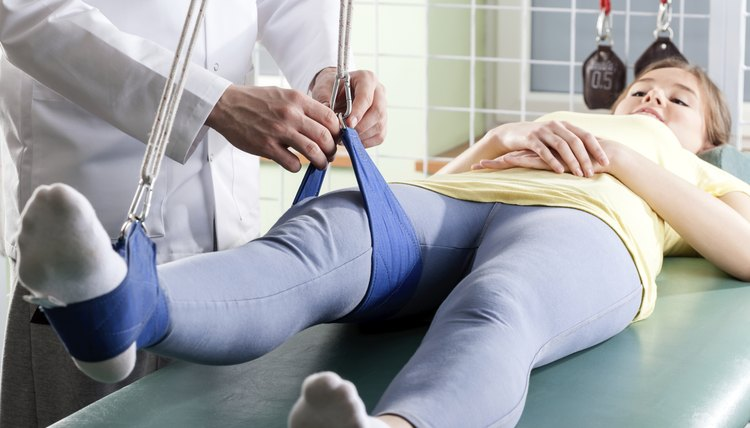 Exercise After Leg Surgery