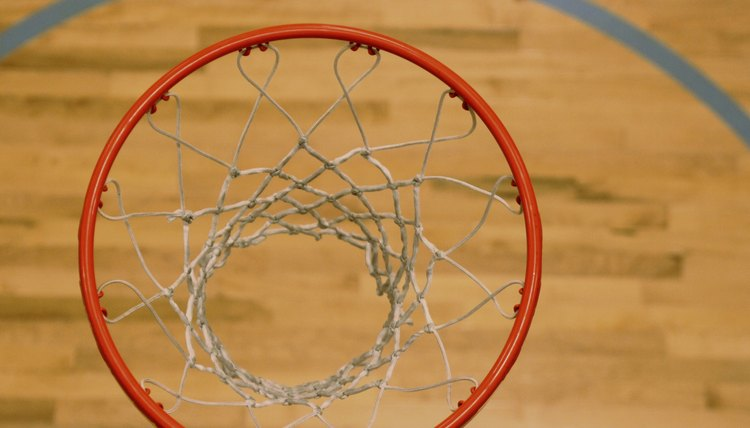 Radius of a Basketball Rim