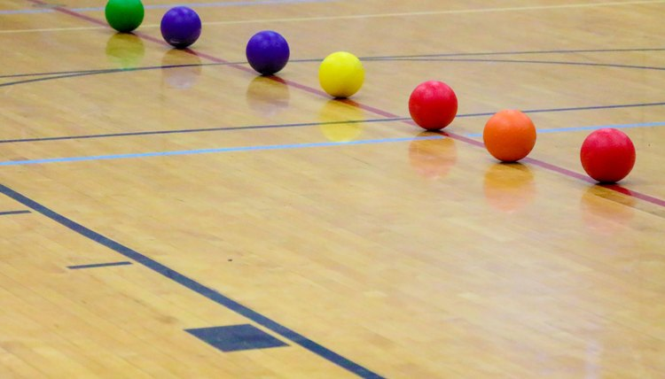 Physical Benefits of Dodgeball