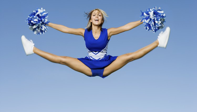 Good Exercises for Cheerleading and Tumbling
