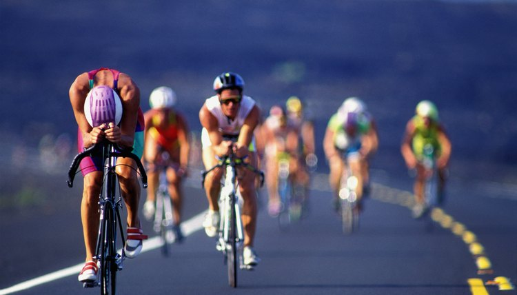 What Does SAG Stand for in Cycling?