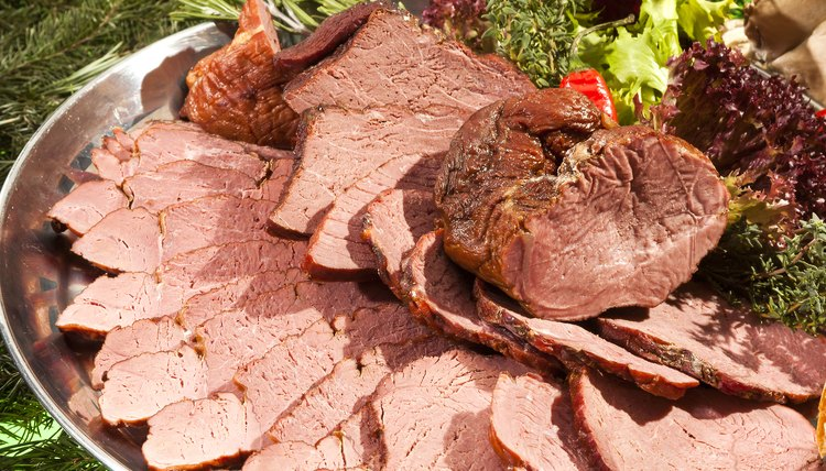 How to Cook a Leg of Wild Boar