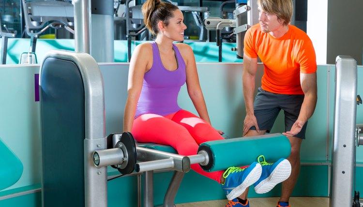 Leg Workouts for Teenage Girls