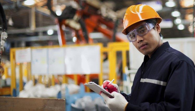 Job Description of a Production Line Leader   Career Trend