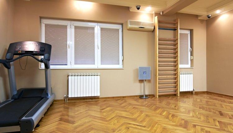 Treadmills & Floor Damage