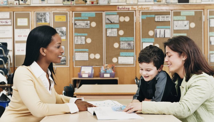 A positive home-school connection helps support a student with special learning needs.