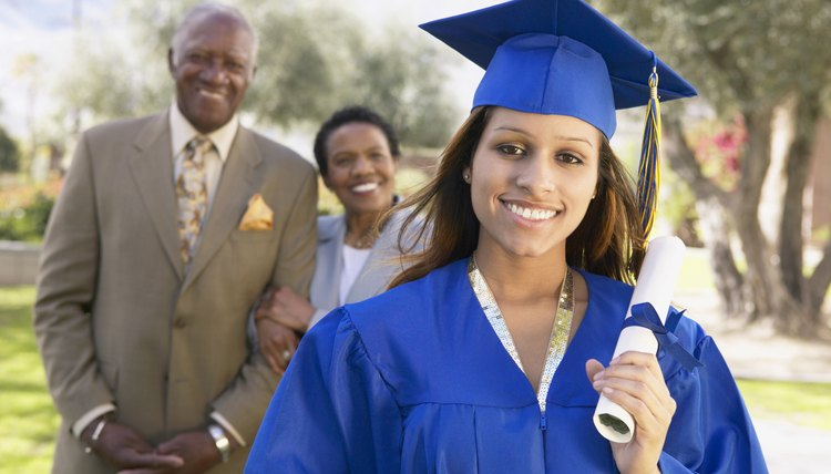 High test scores can help you get into UCLA.