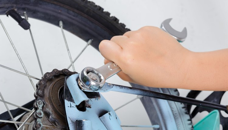 How to Adjust Bicycle Wheel Bearings