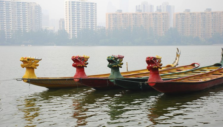 The dragon boat race is a highlight of the Danwu Festival, which is especially popular in Southern China.