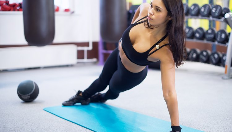 Exercises for Core Strength & Trunk Rotation