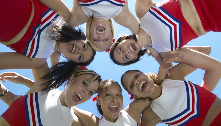 Tips for Bases in Cheerleading