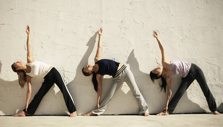 Stretches for the Waist