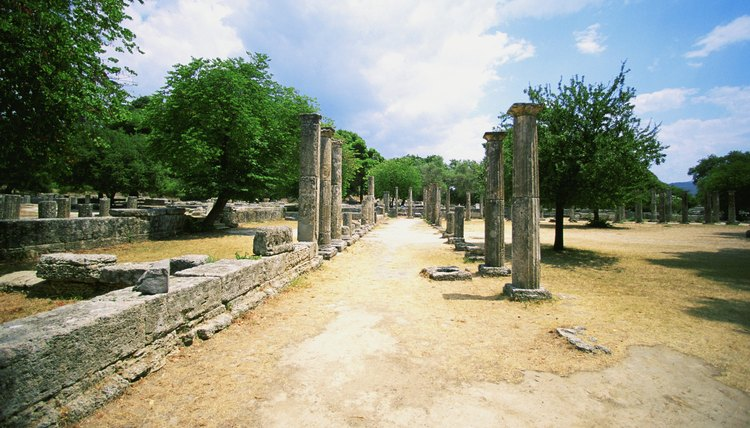Hoplites built the roads they used to invade neighboring city-states. (ref 4)