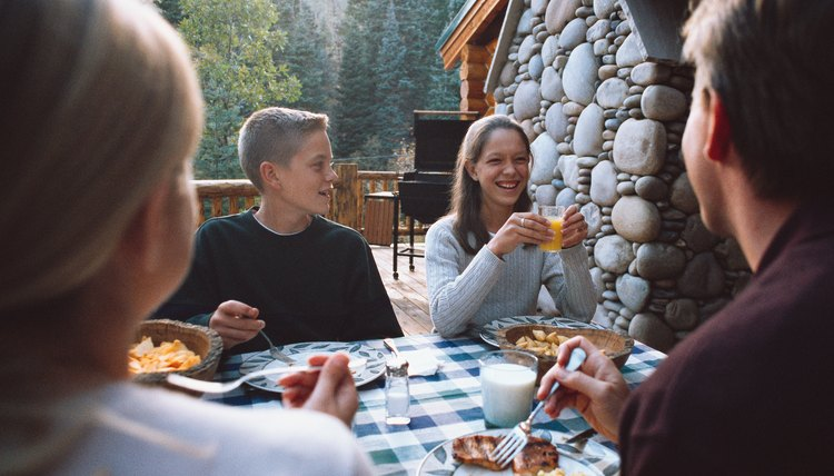 How to Host a Cross-Country Team Dinner