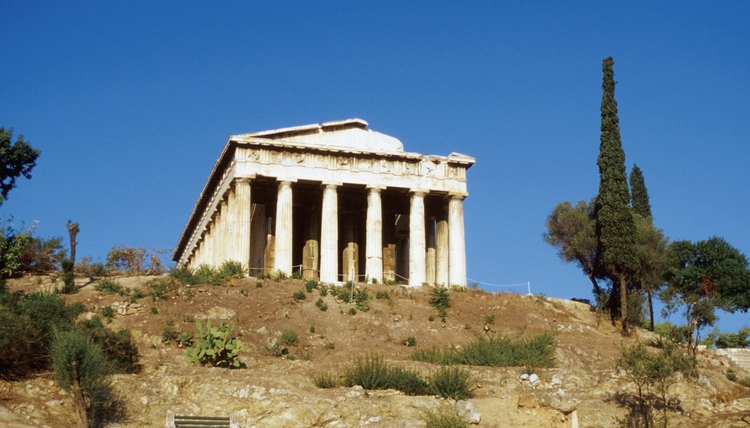 Ancient Athens was one of the most influential cities in history.