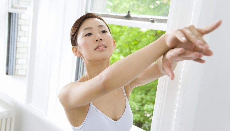 Ballet Arm Exercises