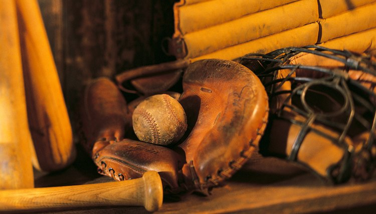 How to Revive Your Old Leather Baseball Glove