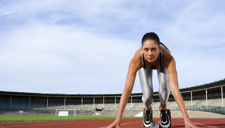 1500 Meter Training