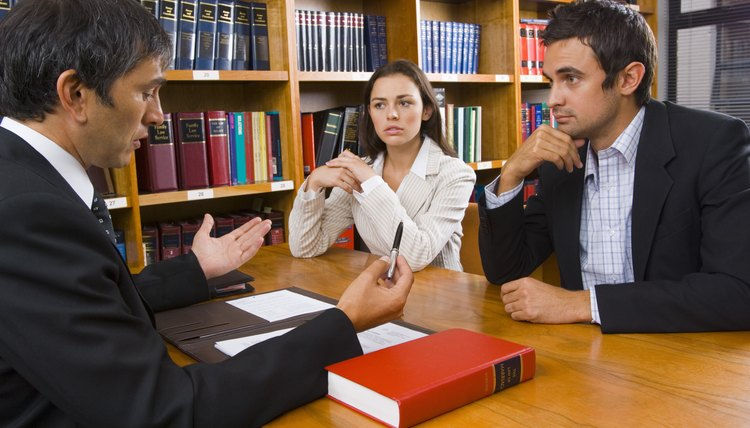 What happens at an uncontested divorce hearing