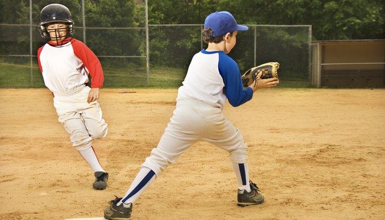 Baseball Rules Regarding Sliding into First Base