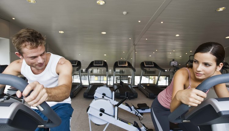 Will Riding an Exercise Bike Strengthen My Knee?
