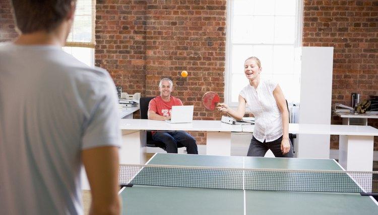 Table Tennis Scoring Rules