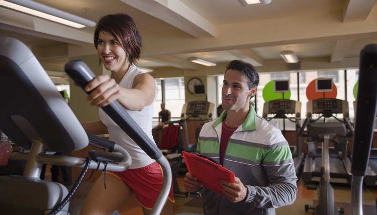 What Part of the Body Does the Elliptical Target?