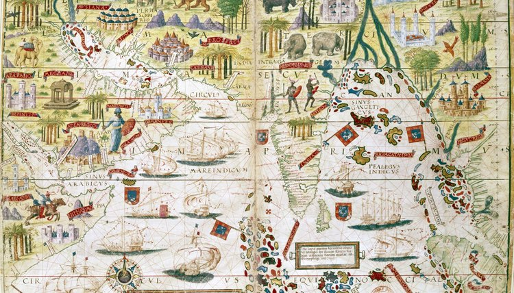 By The S What Were The Portuguese Trading Synonym - Portugal map 1500