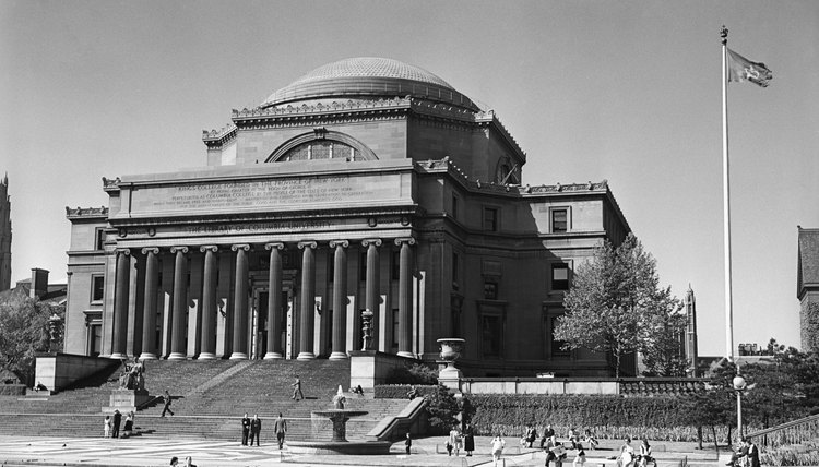 Columbia University was the first in the U.S. to award the Doctor of Medicine degree.
