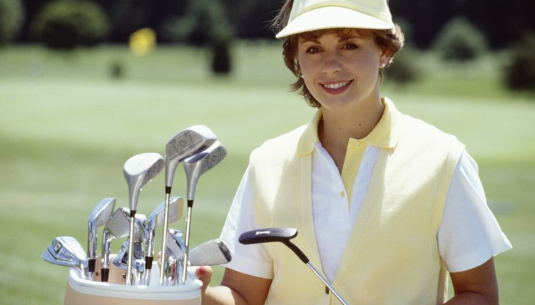 Standard Length of Golf Clubs for Women and Men