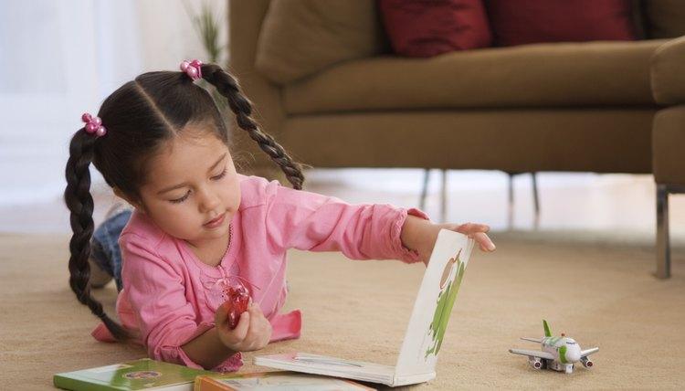 Sight words help improve reading fluency.