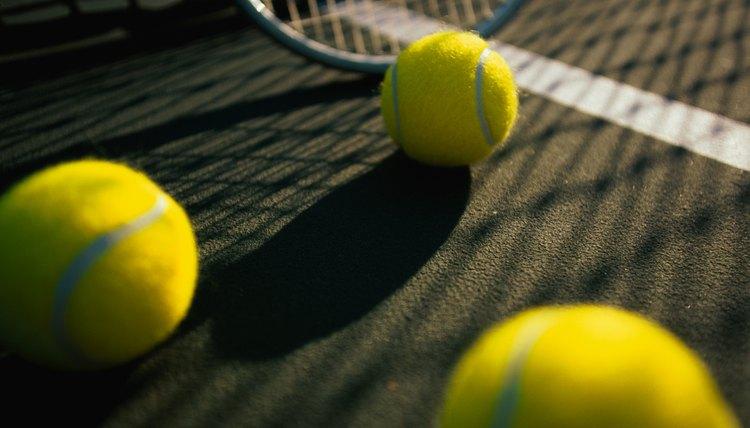 The Best Hard Court Tennis Balls