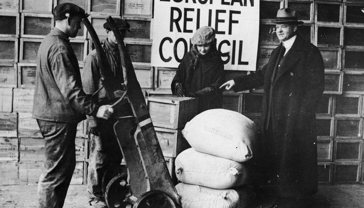 Hoover was committed to feeding the hungry and donated his entire presidential salary to charity.