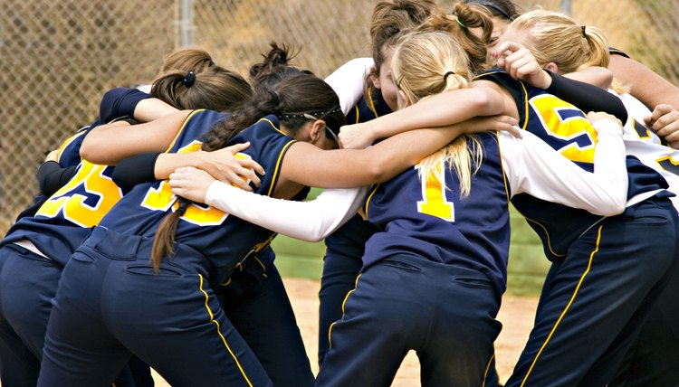 What Are the Ten Softball Positions by Number?