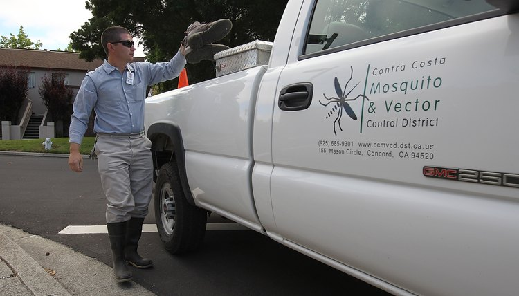 Health Officials Expect Active West Nile Season