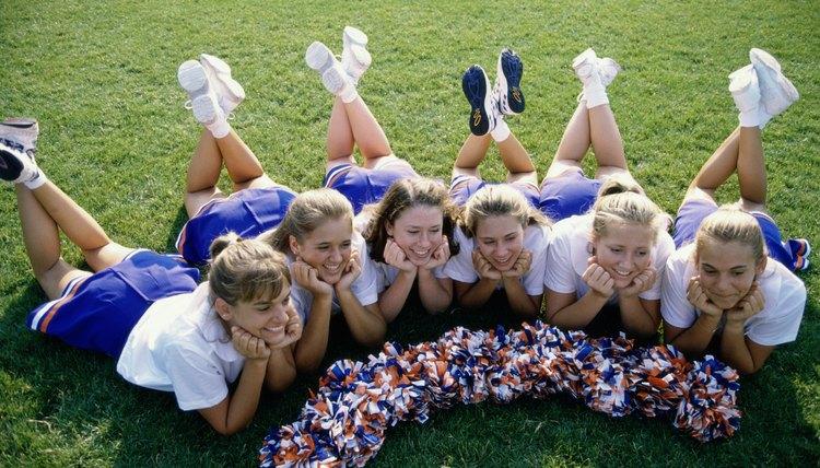 How to Write a Cheerleading Captain Essay