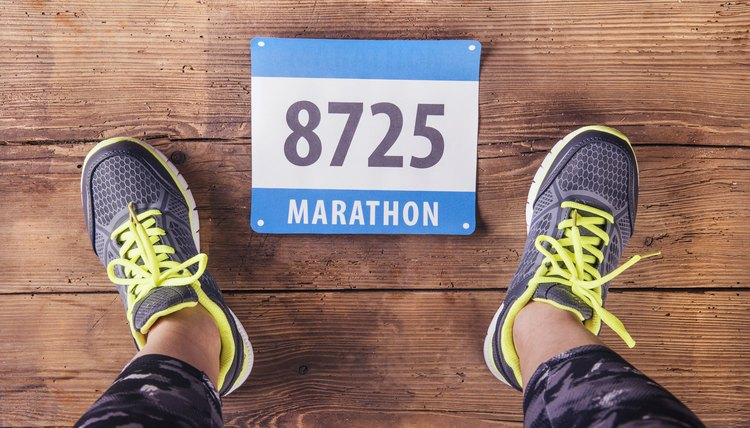 So You Wanna Run a Marathon?