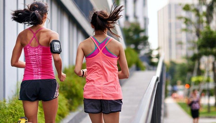 Types of Vigorous Exercise